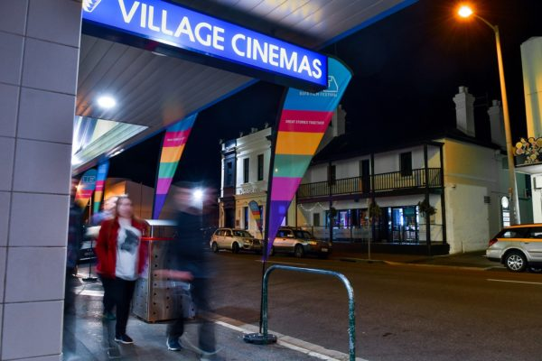 Village Cinemas venue and Plough Inn Festival Lounge